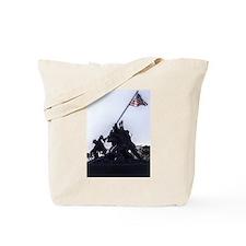 Cute Iwo jima Tote Bag