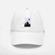 Iwo Jima Memorial Baseball Baseball Cap