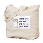BABY BOTTLE DIAPER Tote Bag