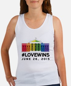#LoveWins Tank Top