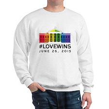 #LoveWins Sweatshirt
