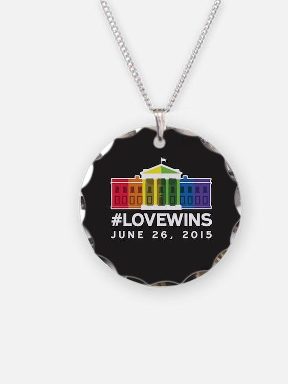 #LoveWins Necklace