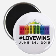 #LoveWins Magnets