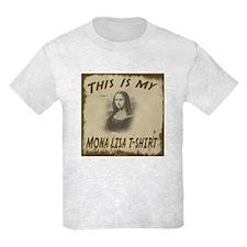 My Mona Lisa T-Shirt T-Shirt