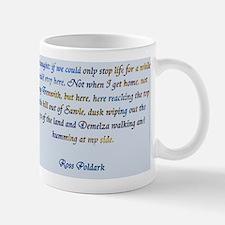 Ross Poldark Mug