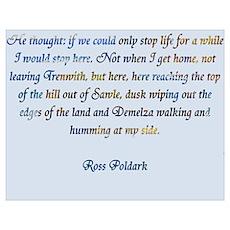 Ross Poldark Poster