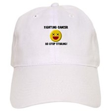 Fighting Cancer Baseball Cap