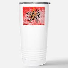 ROCK STAR ROCKING VINTA Stainless Steel Travel Mug