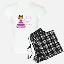 Pink Dress Pajamas