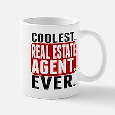 Coolest. Real Estate Agent. Ever. Mugs