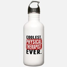 Coolest. Physical Therapist. Ever. Water Bottle