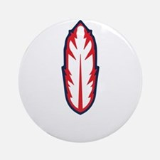 Indians Ornament (Round)