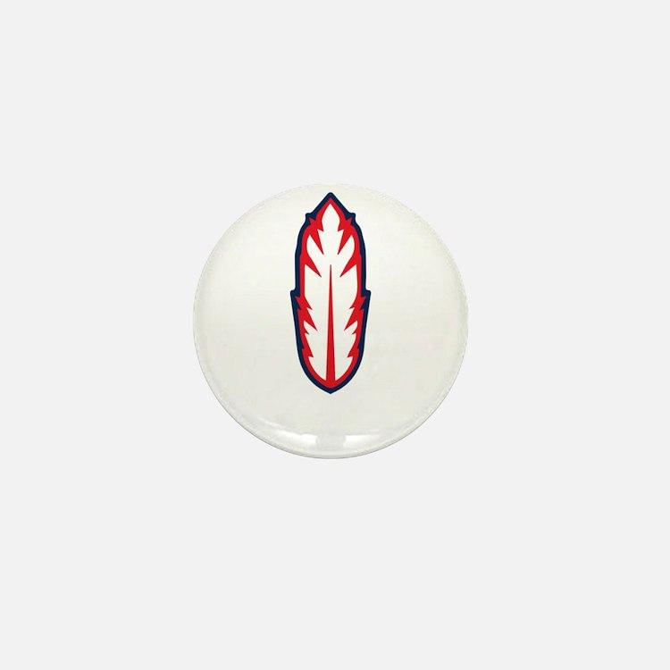 Indians Mini Button