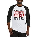 Insurance Long Sleeve T Shirts