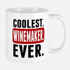 Coolest. Winemaker. Ever. Mugs
