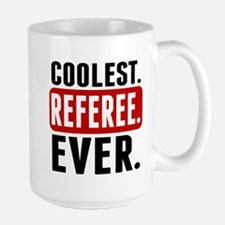 Coolest. Referee. Ever. Mugs