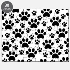 Dog Paws Puzzle