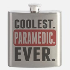 Coolest. Paramedic. Ever. Flask