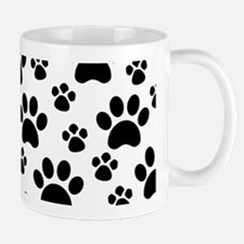 Dog Paws Mugs