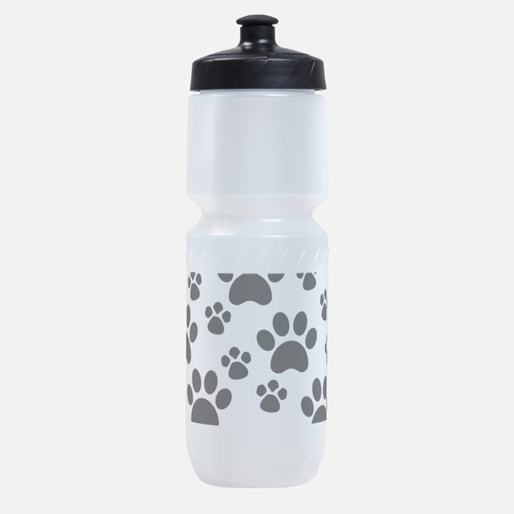 Dog Paws Sports Bottle