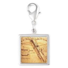 Leonardo Da Vinci Crossbow Charms