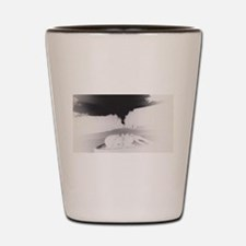 Pin Hole, Spider Shot Glass