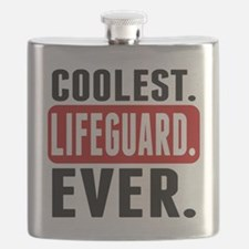 Coolest. Lifeguard. Ever. Flask