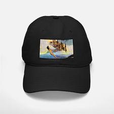 Dinky Bird by Maxfield Parrish Baseball Hat