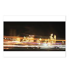 Denver Night Lights Postcards (Package of 8)