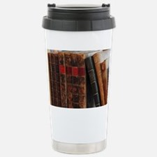 Old Books Travel Mug