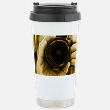 Photographer Stainless Steel Travel Mug