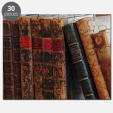 Old Books Puzzle