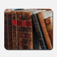Old Books Mousepad