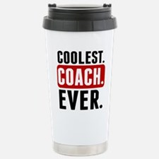 Coolest. Coach. Ever. Travel Mug