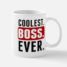 Coolest. Boss. Ever. Mugs