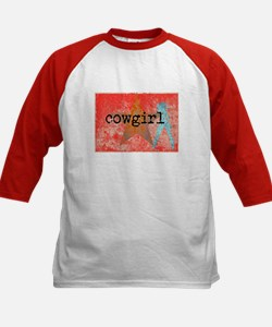 COUNTRY STAR COWGIRL Baseball Jersey