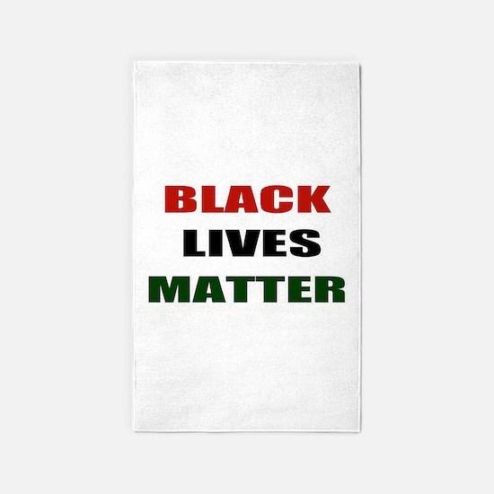 Black lives matter 2 Area Rug