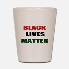 Black lives matter 2 Shot Glass