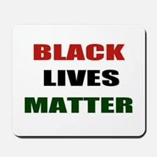 Black lives matter 2 Mousepad