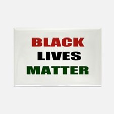 Black lives matter 2 Rectangle Magnet