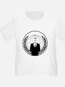 Anonymous Agency Logo T-Shirt