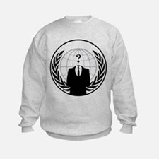 Anonymous Agency Logo Sweatshirt