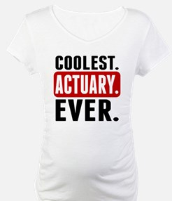 Coolest. Actuary. Ever. Shirt
