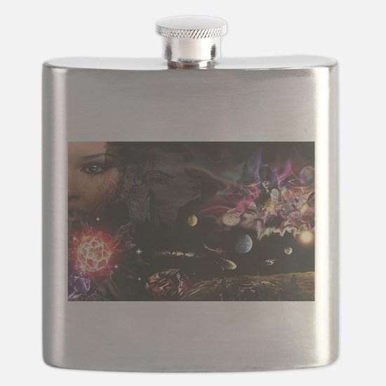 Funny Miscellaneous Flask