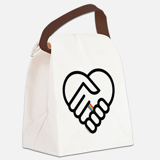 marriage equality Canvas Lunch Bag