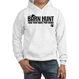 Barn hunt Hooded Sweatshirt
