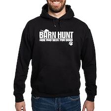 Barn Hunt Hide and Seek Hoody