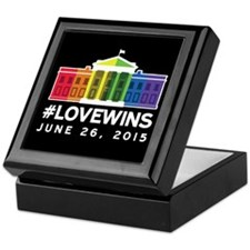 #LoveWins Keepsake Box