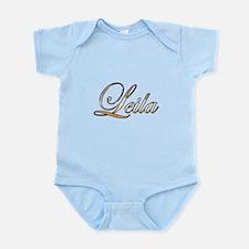 Gold Leila Body Suit