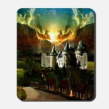 Medievel Castle Mousepad